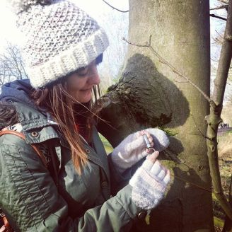 Sneaky geocache in Bakewell