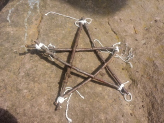 five pointed star